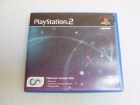 Network Access Disc Playstation 2 Original