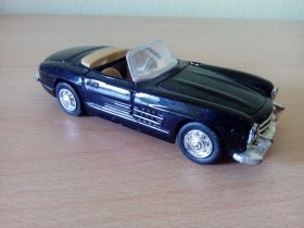 New Ray - Mercedes Benz 300SL Roadster @1957