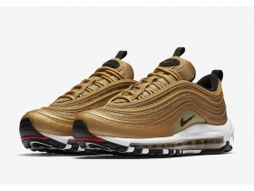 Nike Air Max 97 Metallic Gold muske patike