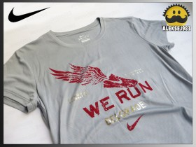 Nike DRI-FIT ženska majica S WE RUN BELGRADE