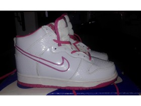 Nike DUNK HIGH patike original! Vel 36 NOVO