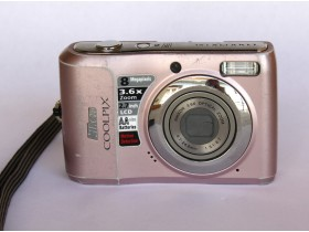 Nikon Coolpix L19 8Mp