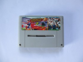 Nintendo SNES INTERNATIONAL SUPERSTAR SOCCER 2