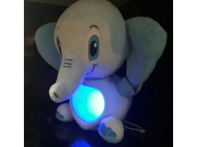 Nite Nite Lightzzz Oliver the Elephant