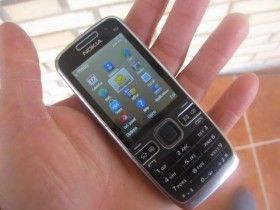 Nokia E52 Made in Finland