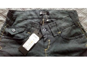 ONLY JEANS PANTALONE NOVE -POPUST