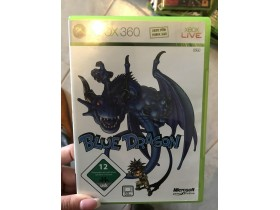ORIGINAL BLUE DRAGON XBOX 360