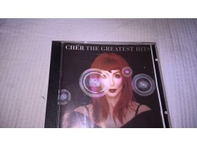 ORIGINAL CD CHER THE GREATEST HITS 36