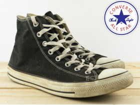 ORIGINAL CONVERSE ALL STAR DUBOKE CRNE, BR. 45