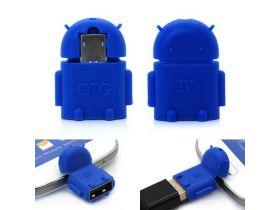 OTG adapter, Android Robot