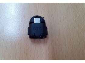 OTG adapter - micro USB, Android robot