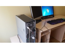 Odlican HP gaming racunar 8gb RAM, 500gb hdd