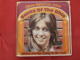 Olivia Newton John singl where u going my love