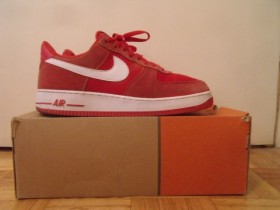 Orginal NIKE AIR FORCE muske patike 45.5-EXTRA