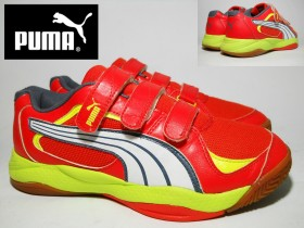 Orginal PUMA BALLESTA V JR Tomato 36-23