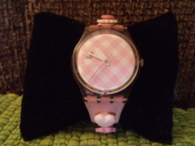 Orginal SWATCH zenski sat*EXTRA MODEL*