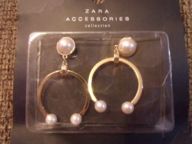 Orginal ZARA ACCESSORIES zenske mindjuse -NOVE