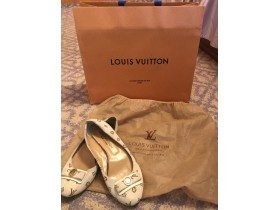 Original Louis Vuitton Paris baletanke