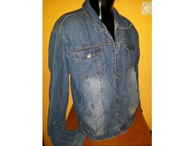 Original SAIL TWIST DENIM muska teksas jakna M