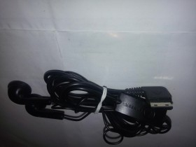 Original Samsung Black Stereo Headset Handsfree