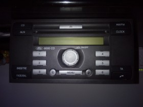 Original radio CD za ford, 6000 CD