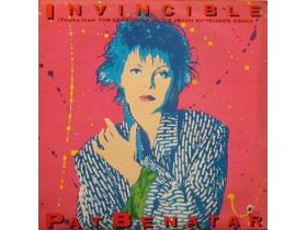 PAT BENATAR - Invincible..12''..Maxi-Single