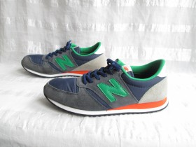 "PATIKE ""NEW BALANCE"" 40 KOŽA I TEKSTIL"