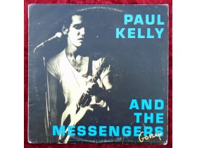 PAUL KELLY AND THE MESSENGERS - GOSSIP * VINIL