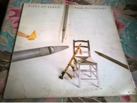 PAUL McCARTNEY - Pipes Of Peace (LP)