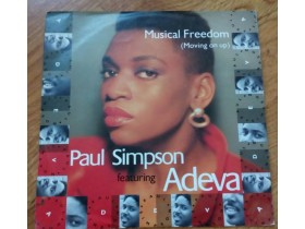 PAUL SIMPSON AND ADEVA - MUSICAL FREEDOM