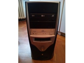 PC konfiguracija AMD, 2GB RAM