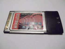 PCMCIA WIRELESS ADAPTER ZA LAPTOP
