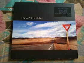 PEARL JAM - Yield (CD, Digipack, Original, Austria)