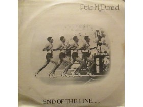 PETE Mc DONALD - End Of The Line