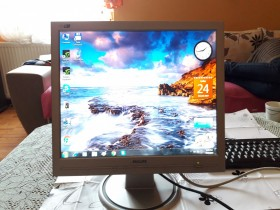 PHILIPS 170S5-LCD Monitor