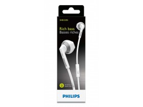 PHILIPS Rich bass she 3205 white