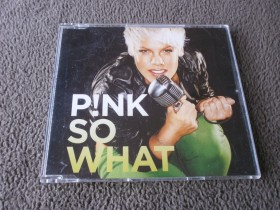 PINK - So What (Original CD Singl)