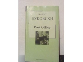 POST OFFICE - CARLS BUKOVSKI