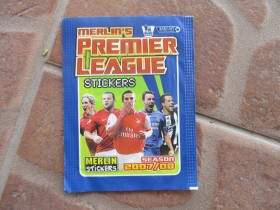 PREMIER LEAGUE 2008 - MERLIN - PUNA KESICA