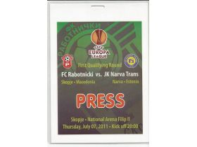 PRESS-RABOTNICKI-TRANS NARVA(EUROPE L.)2011