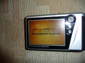 PRO VISION Multimedia Player