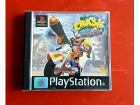 PS1 - Crash Bandicoot