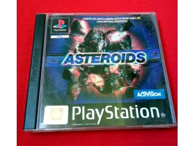 PS1 Originalna Igra / Asteroid