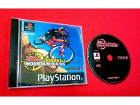 PS1 Originalna Igra / Downhill Mountain Biking