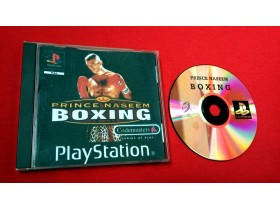 PS1 Originalna Igra / Prince Naseem Boxing