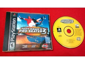 PS1 Originalna Igra / Tony Hawks Pro Skater 3