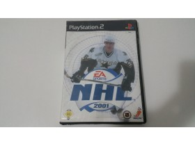 PS2 Original - NHL 2001