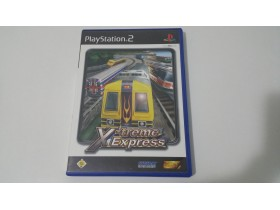 PS2 Original - X-treme Express