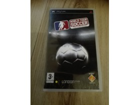 PSP   World  Tour  SOCCER  Challenge Edition
