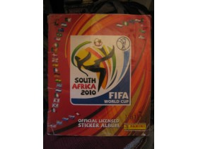 PUN ALBUM FIFA WC SOUTH AFRICA 2010- Panini